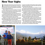 michael-maddess-reports on the annapurna 100 ultra trail race in action asia magazine