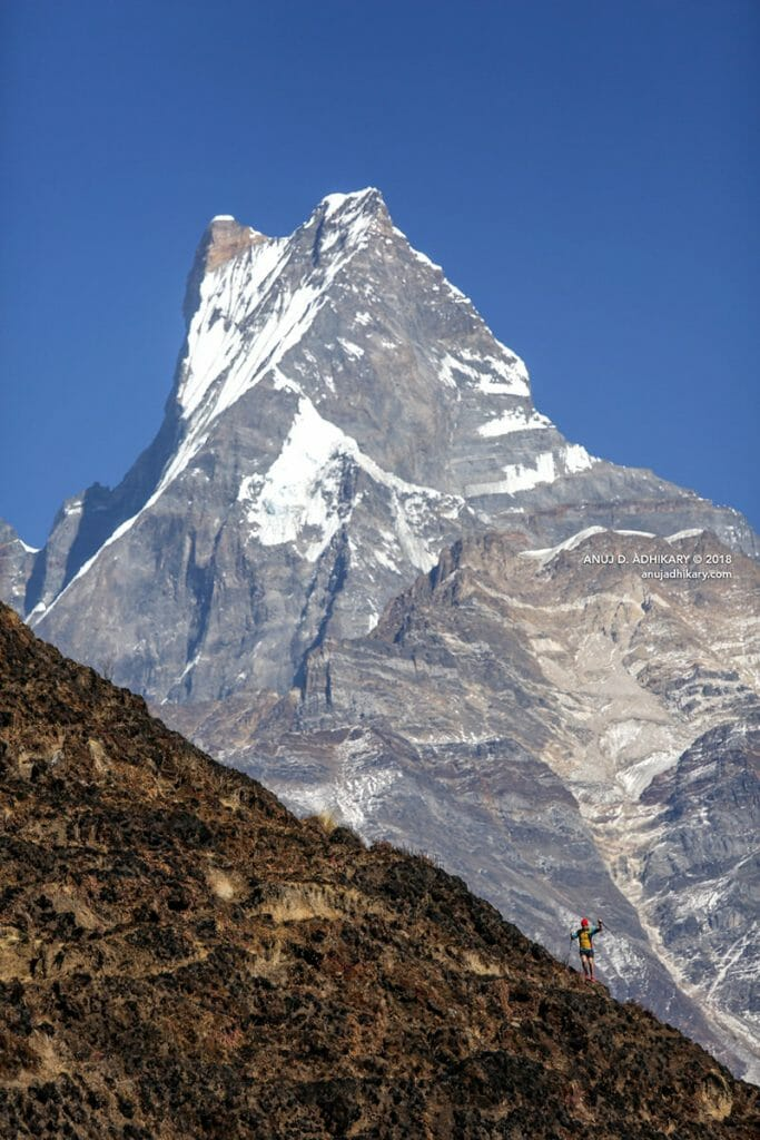 Ulta trail running himalaya