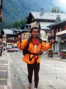 shinobu ono runner japan