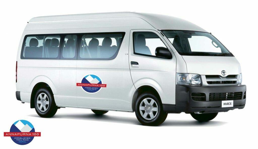 Annapurna 100 transport