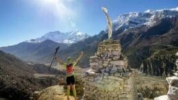 Annapurna-running-trail-view